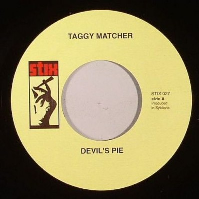 Taggy Matcher - Devil´s Pie / C.R.E.A.M (Version)