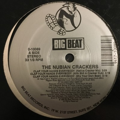 Nubian Crackers - Clap Your Hands Everybody