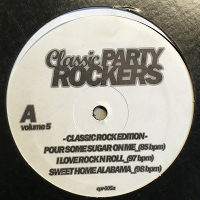 Various - Classic Party Rockers Vol. 5 - Classic Rock Edition