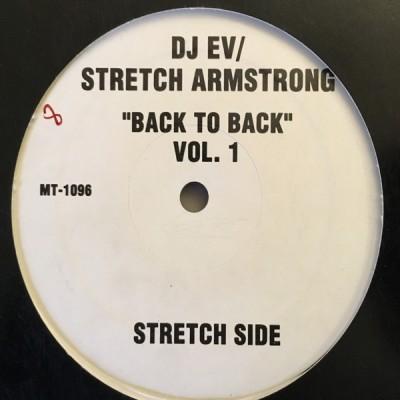 DJ EV - Back To Back Vol. 1