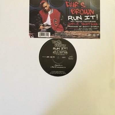 Chris Brown Featuring Juelz Santana - Run It! (Hot Remix)