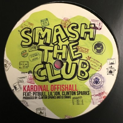 Kardinal Offishall - Smash The Club