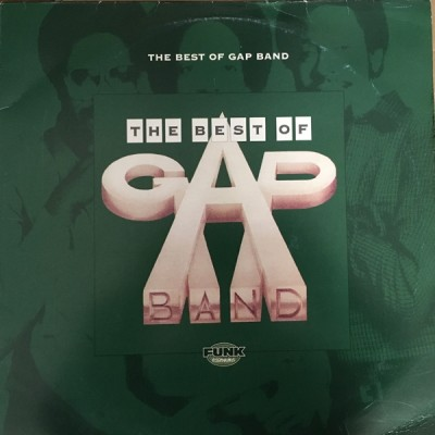 The Gap Band - The Best Of The Gap Band