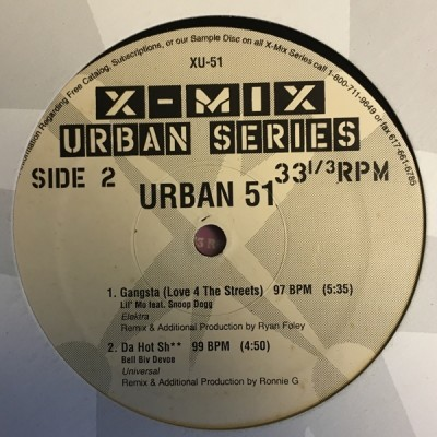 Various - X-Mix Urban Series 51