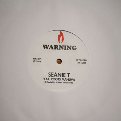 Seanie T - Warning