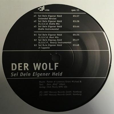 Der Wolf - Sei Dein Eigener Held