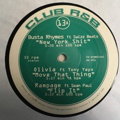 Various - Club R&B 13