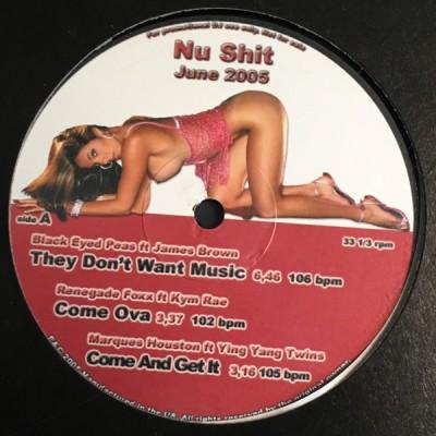 VARIOUS - NU SHIT JUNE 2005