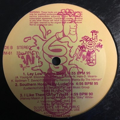 Various - Wicked Mix 61