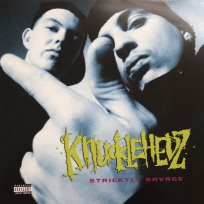 Knucklehedz - Stricktly Savage (Neon Yellow Transparent Vinyl)