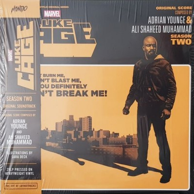 Adrian Younge & Ali Shaheed Muhammad - Marvel's Luke Cage Season Two - Original Soundtrack