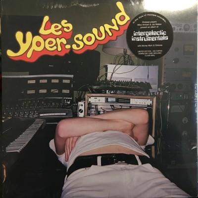 Les Yper Sound - Explorations in Drums & Sax