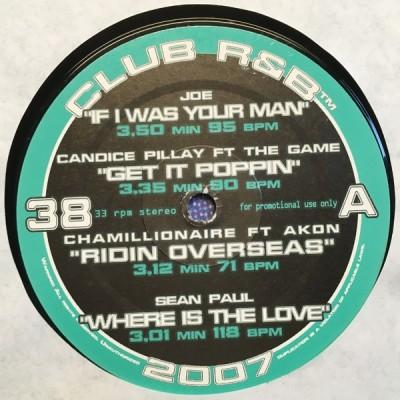 Various - Club R&B 38
