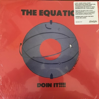 The Equatics - Doin It!!!!