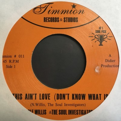 Nicole Willis & The Soul Investigators - If This Ain't Love (Don't Know What Is)