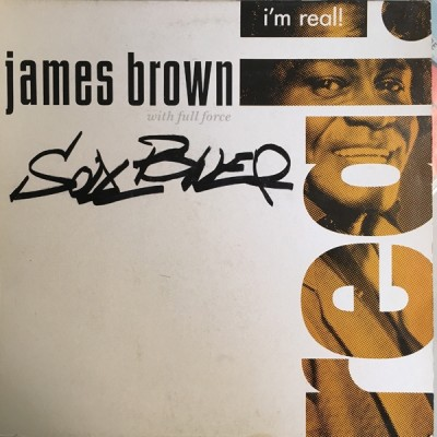James Brown With Full Force - I'm Real