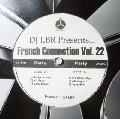 DJ LBR - French Connection Vol. 22