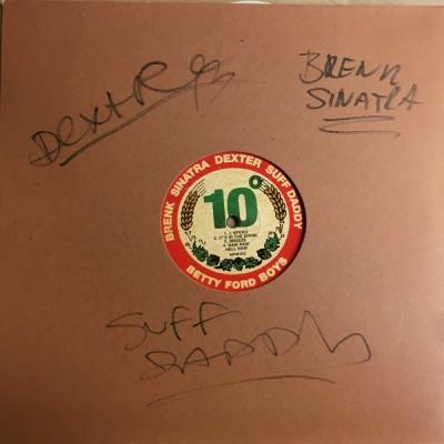 Betty Ford Boys - 10% Vol.