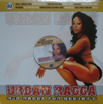 Various - Urban Ragga Volume 2