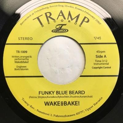 Wake&Bake! - Funky Blue Beard