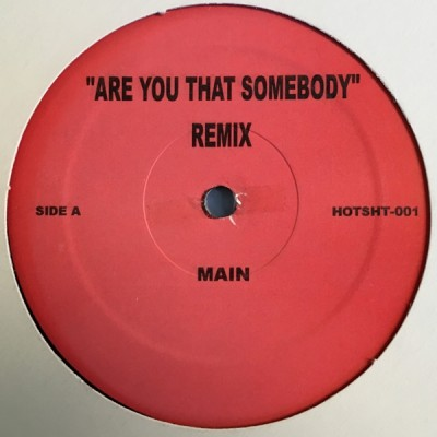 Aaliyah - Are You That Somebody (Superfriendz Remix)