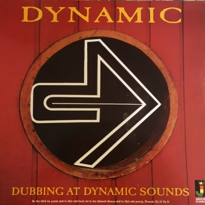 Various - Dubbing At Dynamic Sounds