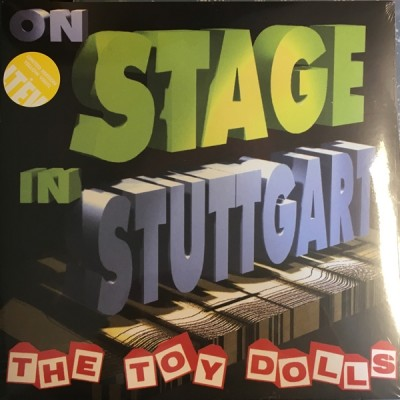 Toy Dolls - On Stage In Stuttgart