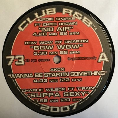 Various - Club R&B 73