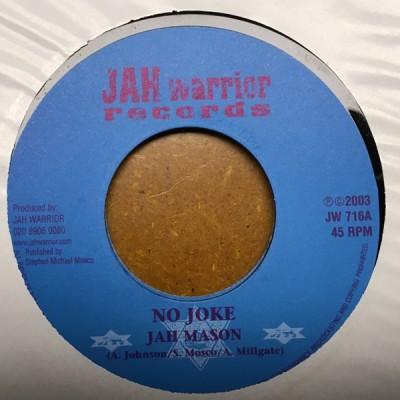 Jah Mason - No Joke