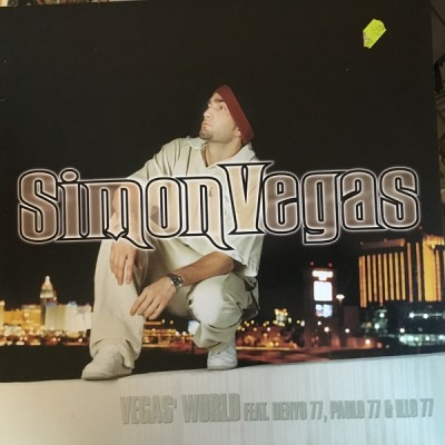 Simon Vegas - Vega's World
