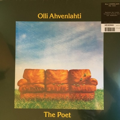 Olli Ahvenlahti - The Poet
