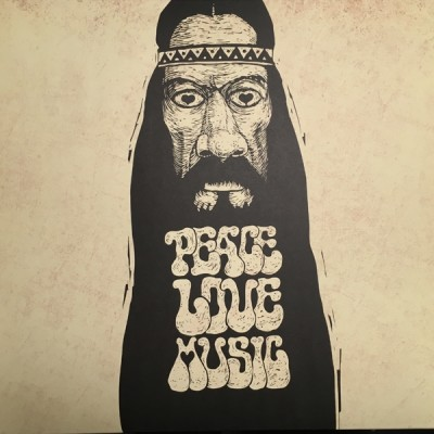 Various - Peace - Love - Music