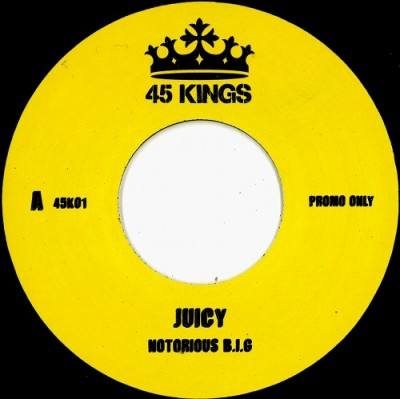 Notorious B.I.G. - Juicy / One More Chance