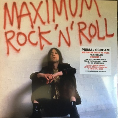 Primal Scream - Maximum Rock 'N' Roll The Singles Volume 1