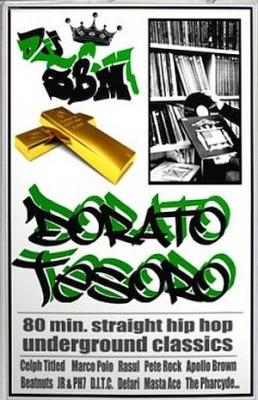 DJ SBM - Dorato Tesoro