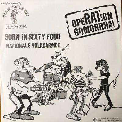 Operation Gomorrha - Born In Sixty Four