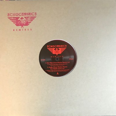 The Echocentrics Feat. Grant Phabao - The Echocentrics Remixes