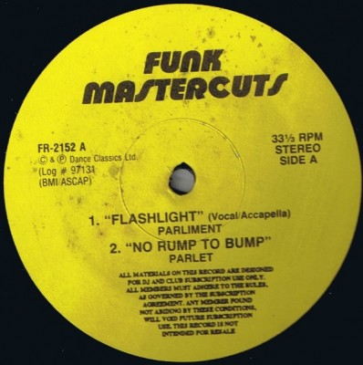 Various - Funk Mastercuts