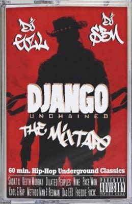 DJ SBM - Django Mixtape feat. DJ GzL