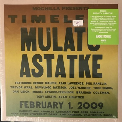 Mulatu Astatke - Mochilla Presents Timeless