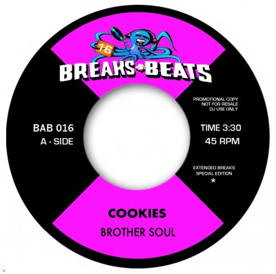 Brother Soul / Ramsay Lewis - Cookies ( Extendet Breaks Special Edition) / Back In The Ussr (Extendet Breaks Special Edition)