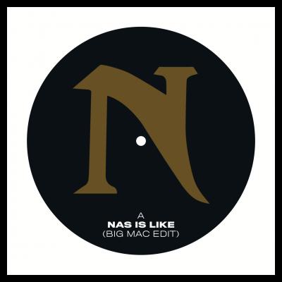 Various - Nas Is Like (Big Mac Edit) / The Don (Big Mac Edit)