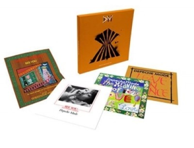 "Depeche Mode - A Broken Frame   The 12"" Singles"