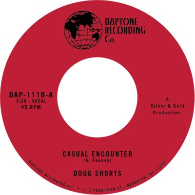Doug Shorts - Casual Encounter / Keep Your Head Up