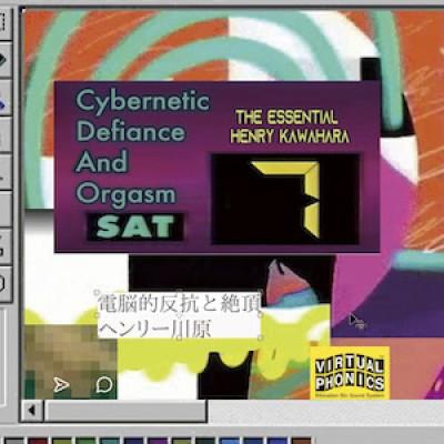 Henry Kawahara - Cybernetic Defiance and Orgasm: The Essential Henry Kawahara