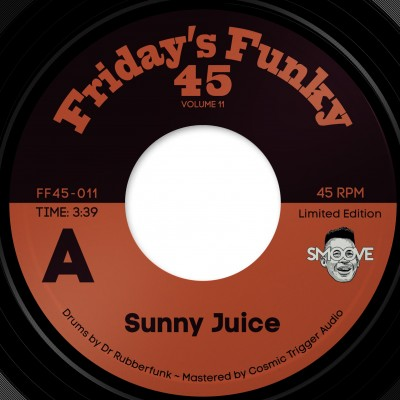 Smoove - Sunny Juice / Skeelo Wonder