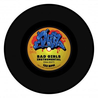 DJ DSK - DNA Edits Instrumentals Vol.2