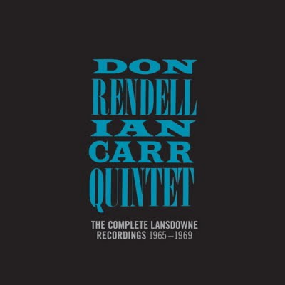 The Don Rendell / Ian Carr Quintet - The Complete Lansdowne Recordings, 1965-1969 (5LP)
