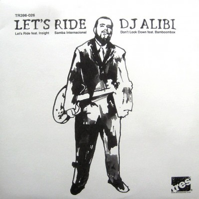 DJ Alibi - Let's Ride