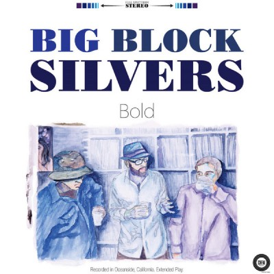 Big Block Silvers - Bold